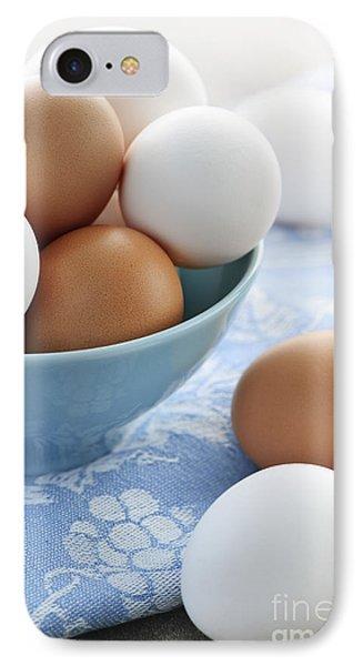 Eggs In Bowl Phone Case by Elena Elisseeva