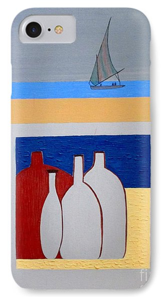 Egypt Afternoon IPhone Case by Bill OConnor