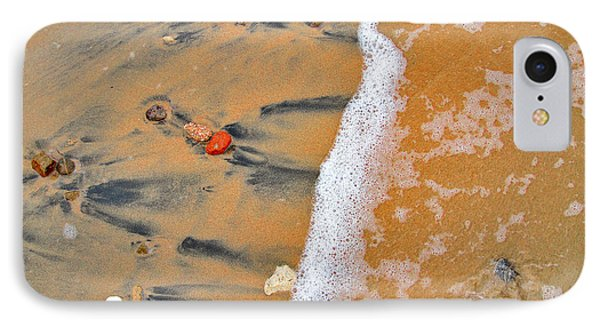 Egypt Texture. Red Sea.  IPhone Case by Andy Za