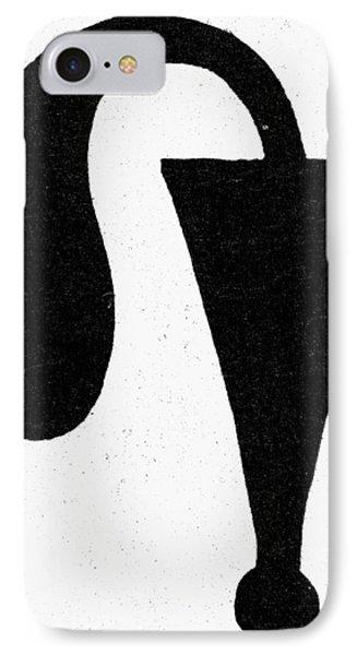 Egyptian Symbol Menat IPhone Case by Granger