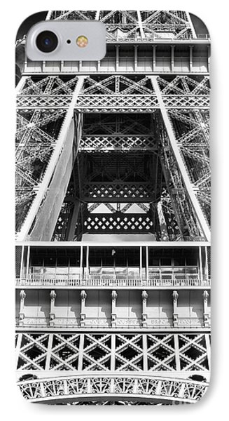 Eiffel Details IPhone Case
