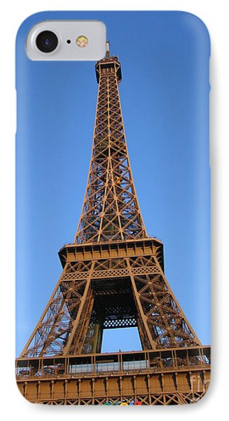 Eiffel Tower 2005 Ville Candidate IPhone Case