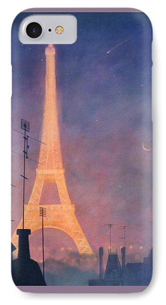 Eiffel Tower Phone Case by Blue Sky