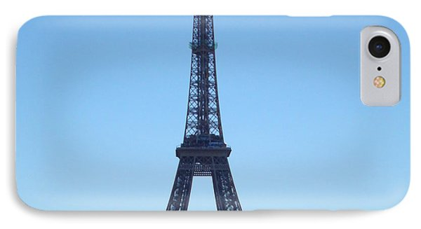 IPhone Case featuring the photograph Eiffel Tower by Kay Gilley