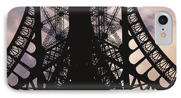 Eiffel Tower Paris France IPhone Case