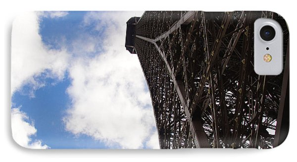 IPhone Case featuring the photograph Eiffel Tower by Tiffany Erdman