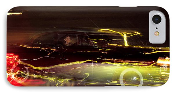 Eighty Eight Miles Per Hour IPhone Case by Jason Politte