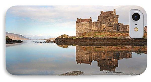 Eilean Donan Castle IPhone Case by Grant Glendinning