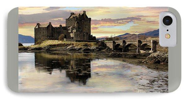 Eilean Donan Castle Scotland IPhone Case