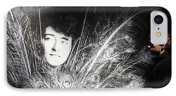 Eileen Gray Retrospective Imma Dublin Phone Case by Ros Drinkwater