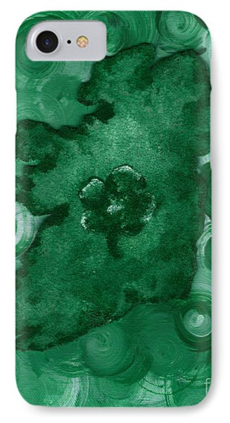 Eire Heart Of Ireland IPhone Case