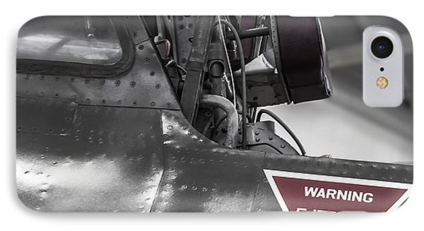 Ejection Seat Warning IPhone Case