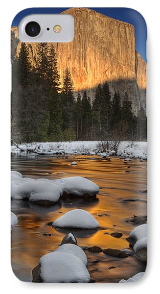El Capitan IPhone Case by David Orias