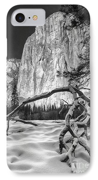 El Capitan I Phone Case by Michele Steffey
