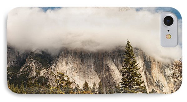 El Capitan IPhone Case by Muhie Kanawati
