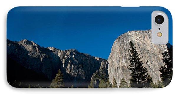 El Capitan, Yosemite Np Phone Case by Mark Newman
