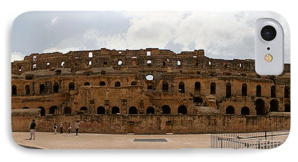 IPhone Case featuring the photograph El Jem by Jon Emery
