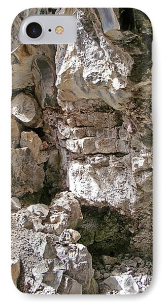El Malpais Cave Entrance 1 IPhone Case