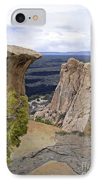 El Malpais Sand Bluff 4 IPhone Case
