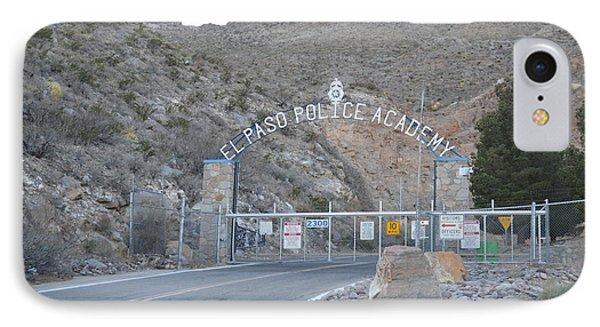 El Paso Police Academy Photograph by Rebecca Kimmelmann