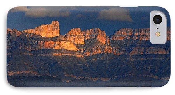 El Pico And Sierra Del Carmen IPhone Case by Cindy McIntyre
