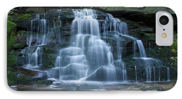 Elakala Falls Number 2 IPhone Case by Shelly Gunderson