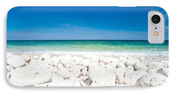 Elba - Capo Bianco  IPhone Case by Luciano Mortula