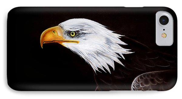 Eleanor The Eagle Phone Case by Adele Moscaritolo