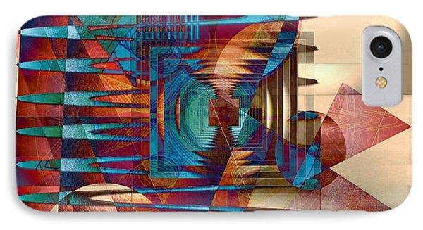 Electric Phone Case by Iris Gelbart