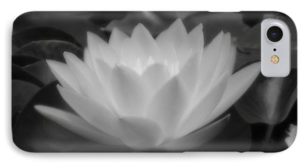 Electric Water Lily IPhone Case