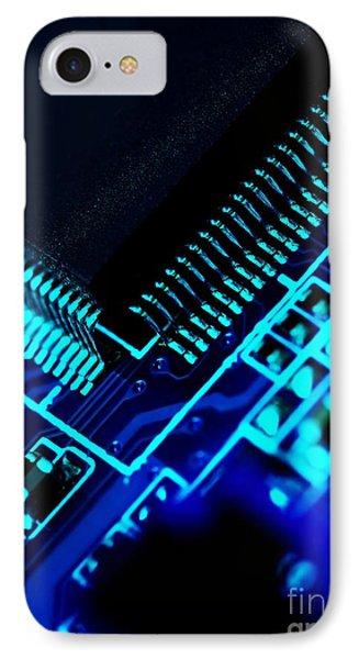 Electronics IPhone Case