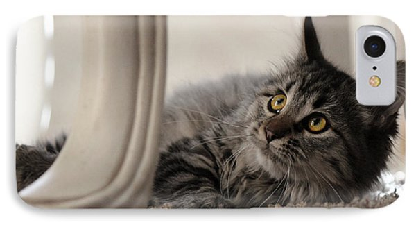 IPhone Case featuring the photograph Elegance by Silke Brubaker