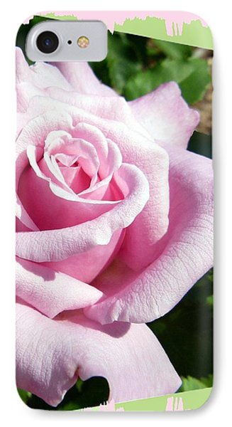 Elegant Royal Kate Rose IPhone Case by Will Borden