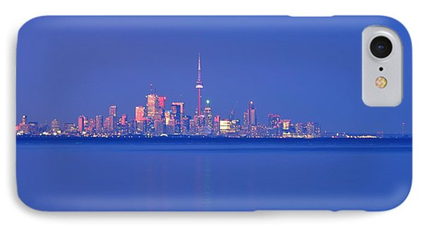 Element Of Water Light The City  IPhone Case by Puzzles Shum