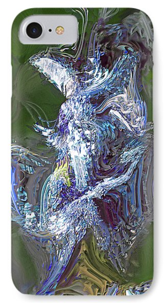 IPhone Case featuring the photograph Elemental by Richard Thomas