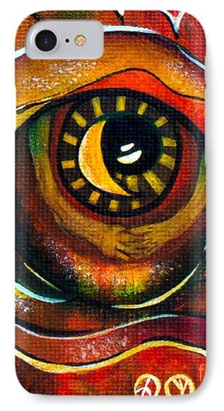 Elementals Spirit Eye IPhone Case