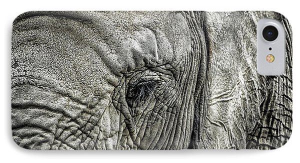 Elephant Phone Case by Elena Elisseeva
