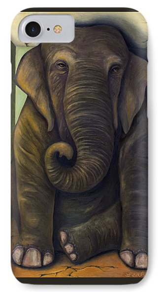 Elephant In The Room IPhone 7 Case