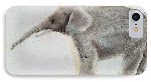 Elephant  Phone Case by Jung Sook Nam