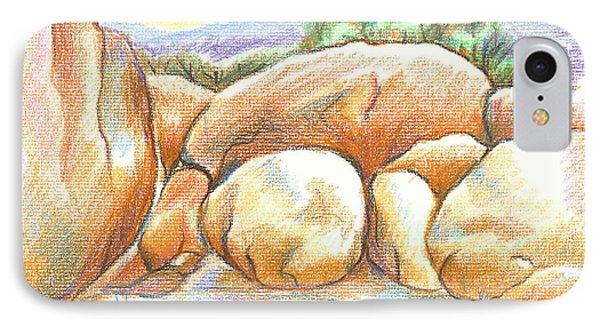 Elephant Rocks State Park II  No C103 IPhone Case