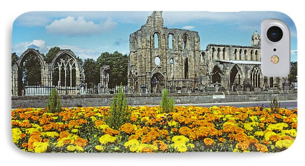 Elgin Cathedral - Scotland IPhone Case