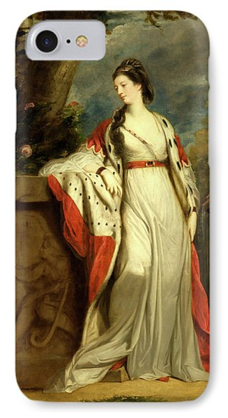 Elizabeth Gunning, Duchess Of Hamilton And Argyll IPhone Case
