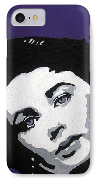 Elizabeth Taylor Phone Case by Venus