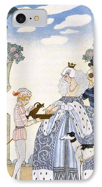 Elizabethan England IPhone Case