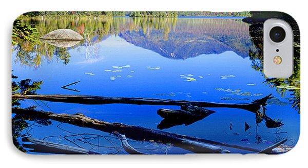 Elk Lake IPhone Case