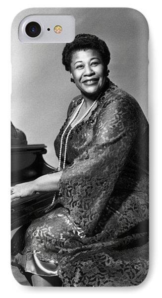 Ella Fitzgerald (1917-1996) Phone Case by Granger