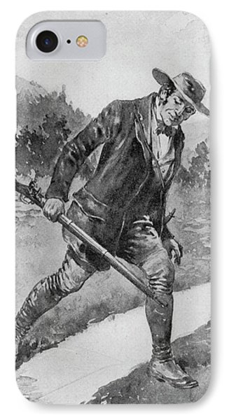 Elliot Coues (1842-1899) IPhone Case