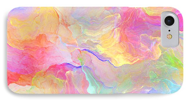 Eloquence - Abstract Art Phone Case by Jaison Cianelli