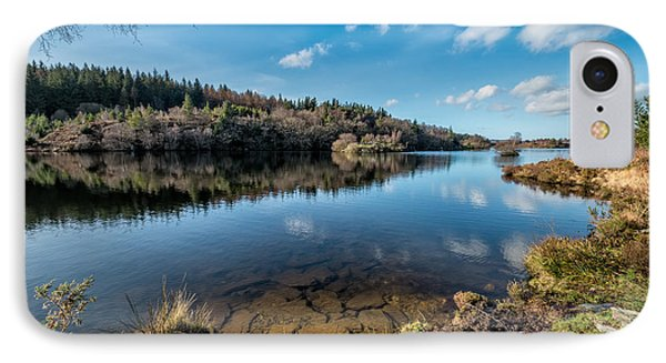 Elsi Reservoir Phone Case by Adrian Evans