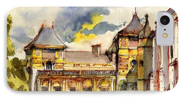 Eltham Palace London IPhone Case by Juan  Bosco